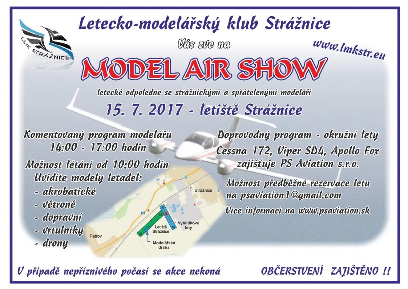Model Air Show Strážnice