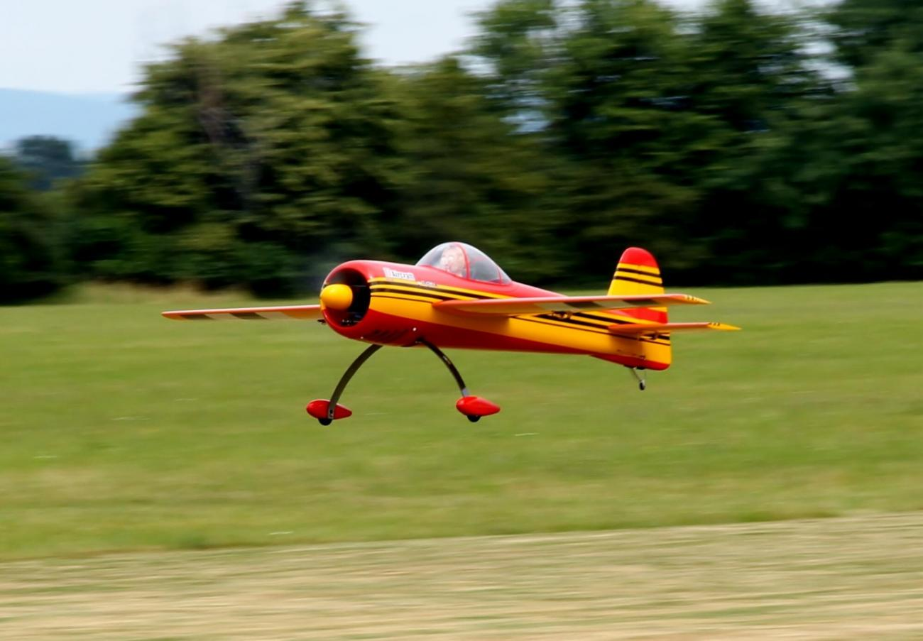 YAK55 Electric